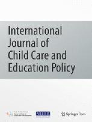 Compensation Of Chinese Early Childhood Teachers A