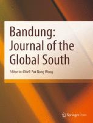 Bandung: Journal of the Global South