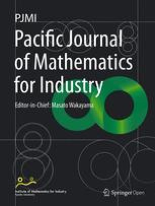 Pacific Journal of Mathematics for Industry