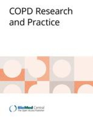 COPD Research and Practice