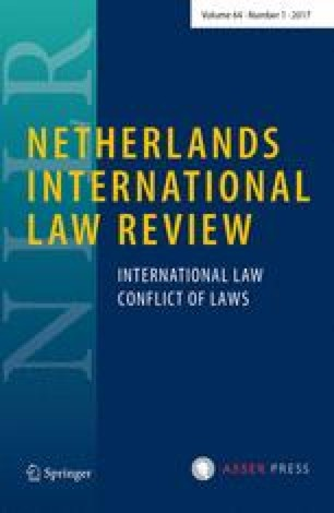 International investment law a changing landscape of dating