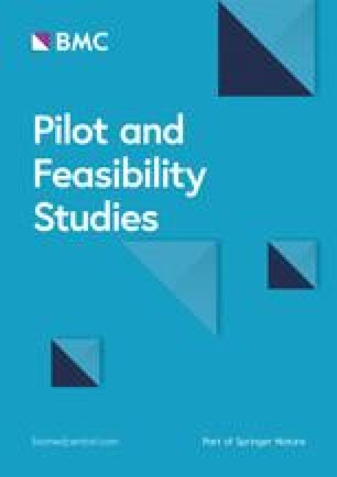 Pilot and Feasibility Studies