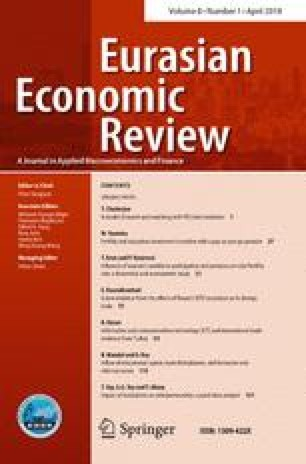 Eurasian Economic Review