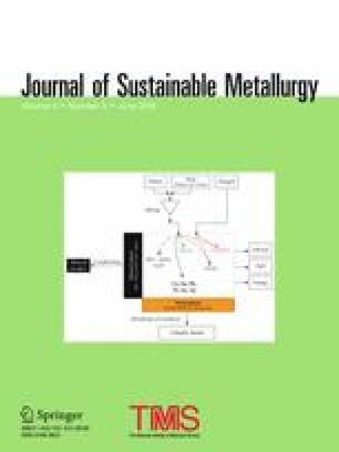 Journal of Sustainable Metallurgy
