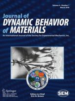 Journal of Dynamic Behavior of Materials