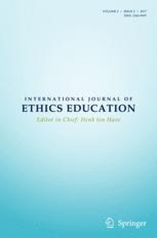 Ethics education in public health: where are we now and