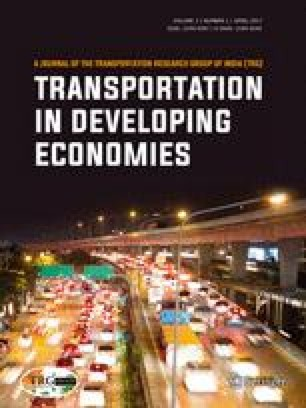 Transportation in Developing Economies