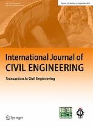 International Journal of Civil Engineering - Springer