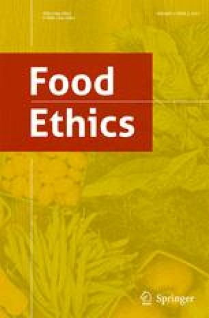 examples of food ethics