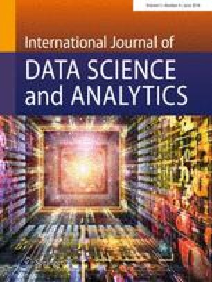 International Journal of Data Science and Analytics