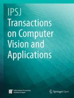 IPSJ Transactions on Computer Vision and Applications