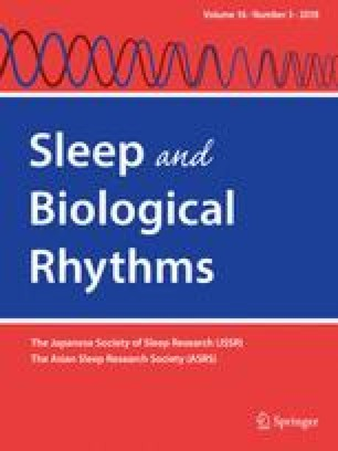 Sleep and Biological Rhythms