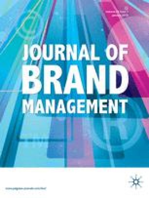 Conceptual framework of within-category brand personality based on