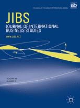 Journal of International Business Studies