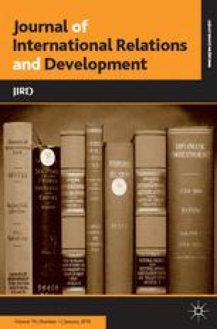 Journal of International Relations and Development