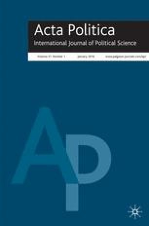 Party Competition between Unequals: Strategies and Electoral Fortunes in Western Europe