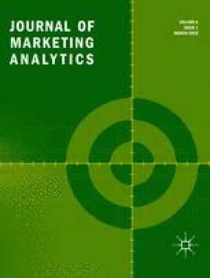 Journal of Marketing Analytics