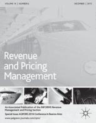 Pricing And Revenue Optimization Phillips Pdf
