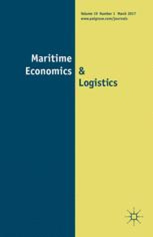 Globalization, public sector reform, and the role of ports in