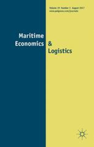 Barriers to supply chain integration in the maritime logistics