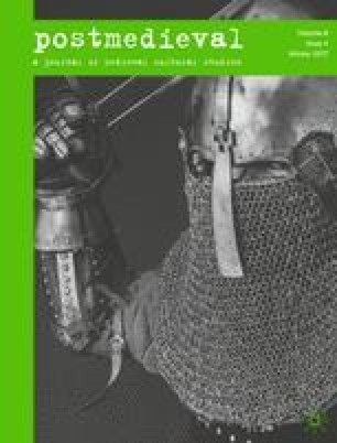 Race and medieval studies a partial bibliography springerlink fandeluxe Images