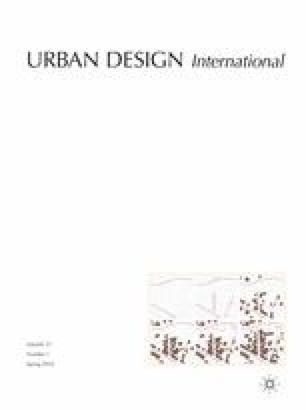 URBAN DESIGN International