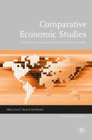 the political economy of reform in central asia spechler martin c