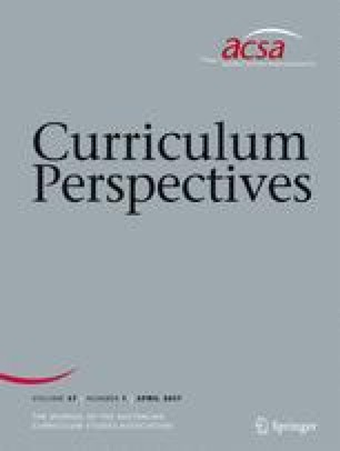 Curriculum Perspectives - Springer