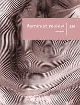 citizenship pushing the boundaries the feminist review collective