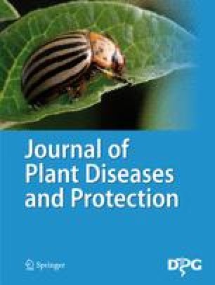 Journal of Plant Diseases and Protection