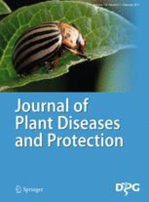Journal of Plant Diseases and Protection - Springer