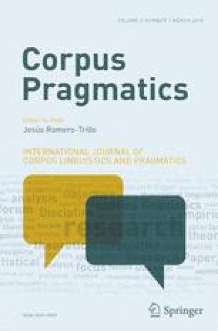 Corpus Pragmatics