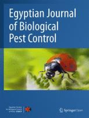 Egyptian Journal of Biological Pest Control