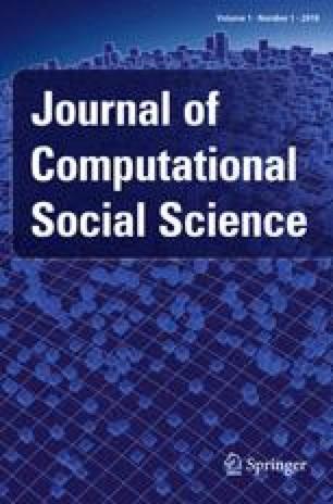 Journal of Computational Social Science