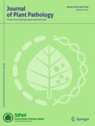 Journal of Plant Pathology