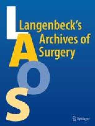 Langenbecks Archiv für Chirurgie