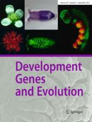 Wilhelm Roux's archives of developmental biology