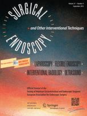 Surgical Endoscopy And Other Interventional Techniques