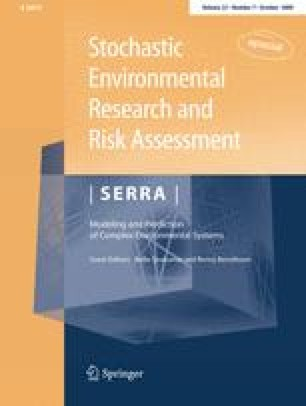 Stochastic Environmental Research and Risk Assessment