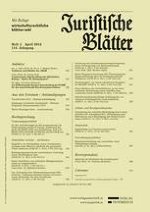Subsidiarität Des Anspruchs Aus Vertrag Mit Schutzwirkung Zugunsten