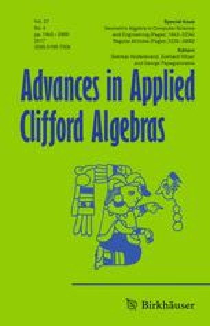 Advances in Applied Clifford Algebras - Springer