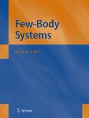 Few-Body Systems