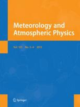 Meteorology and Atmospheric Physics