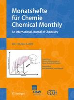 Monatshefte für Chemie und verwandte Teile anderer Wissenschaften