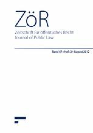 Governance of macroprudential policy | SpringerLink