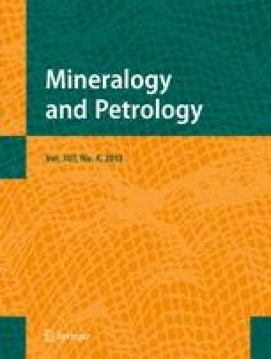Mineralogy and Petrology