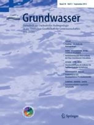 Alter Datierung des GrundwassersKostenlose Online-Dating kenya