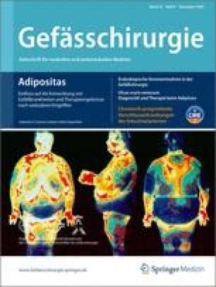 Chronisch-progrediente Verschlusserkrankungen der Intestinalarterien ...