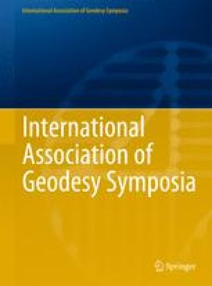International Association of Geodesy Symposia