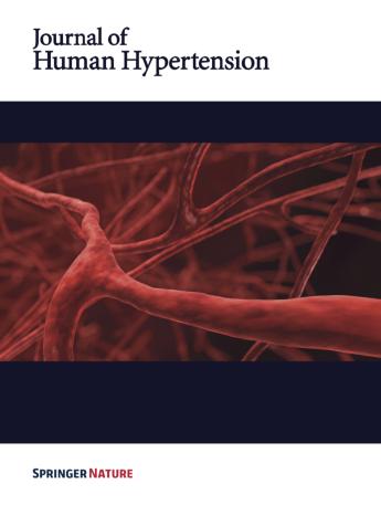 Journal of Human Hypertension